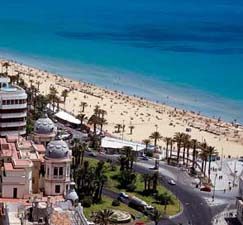 Learn Spanish in Spain - Alicante.