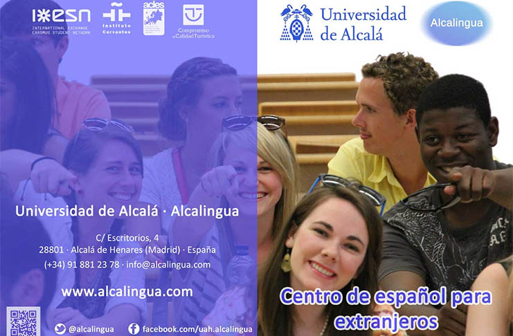 Study Abroad in Spain - University of Alcala