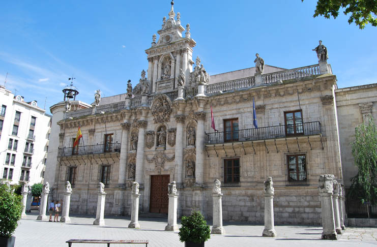 Business spanish course universidad de valladolid summer - Escuela arquitectura valladolid ...